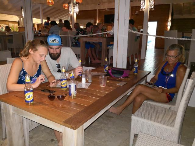 bar visit norman island