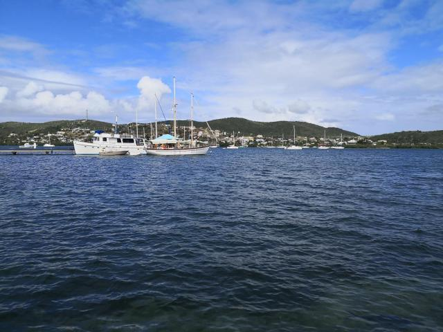 culebra anchorage