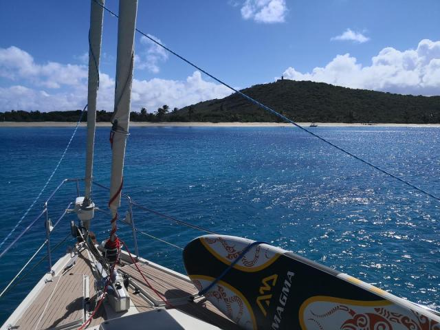 culebrita anchorage