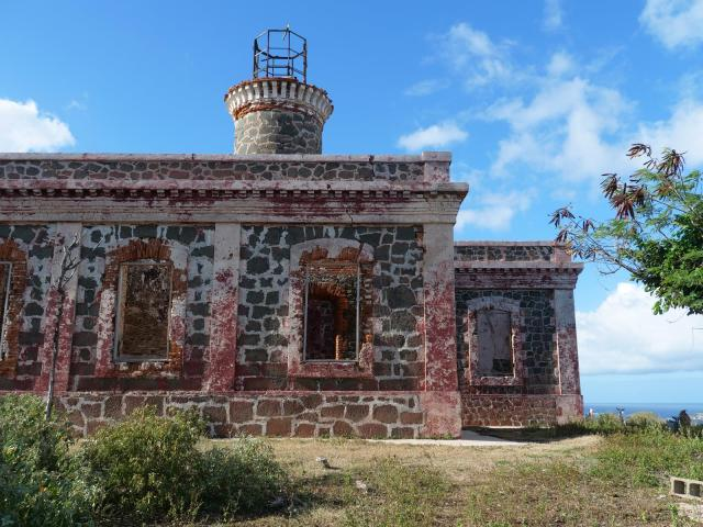 culebrita light house