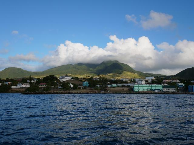 Basseterre Anchorage