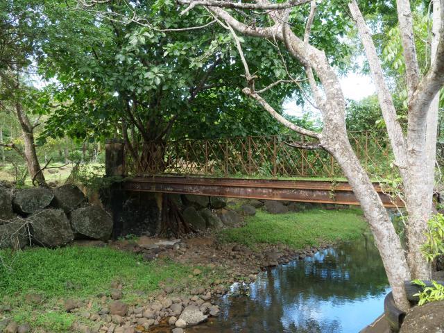 Desahies River walk