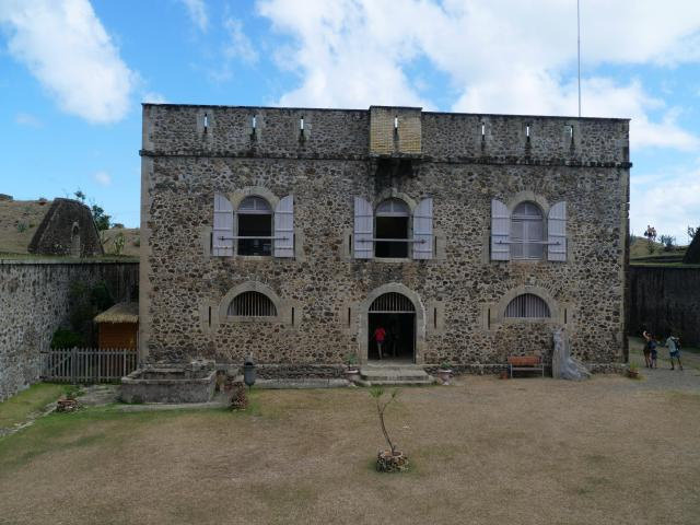 Ile Saintes Fort Napoleon 1