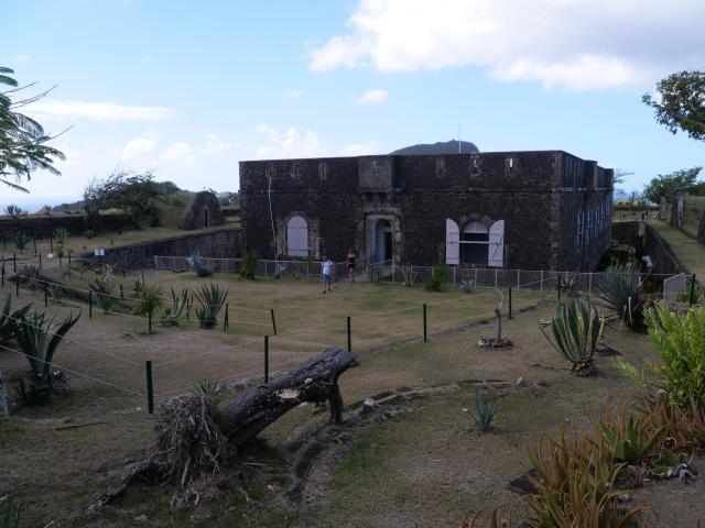 Ile Saintes Fort Napoleon 2