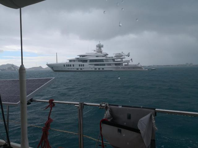 St Martin New Boat