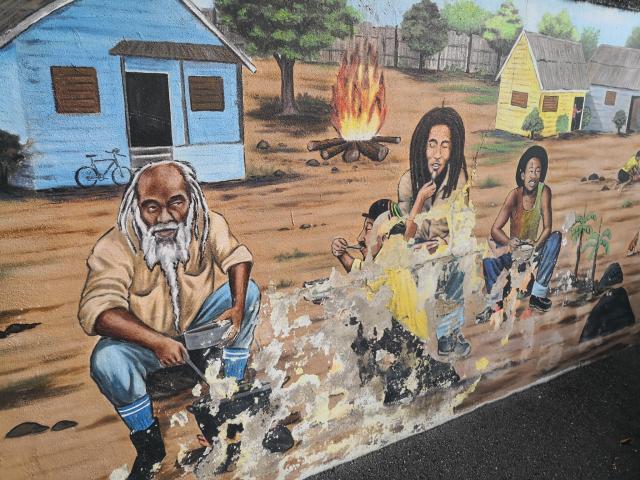 Bob Marley old Home 2