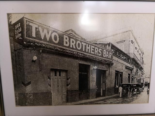 Dos Hermanos 2