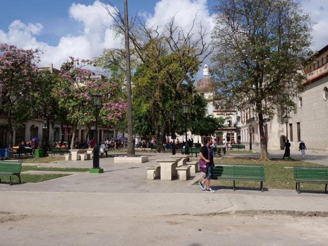 Internet square Havanna