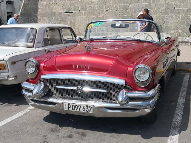 Nice old car 2