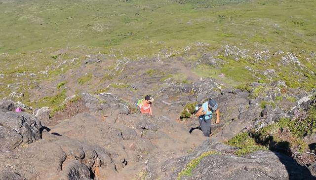 Pico Climb 12