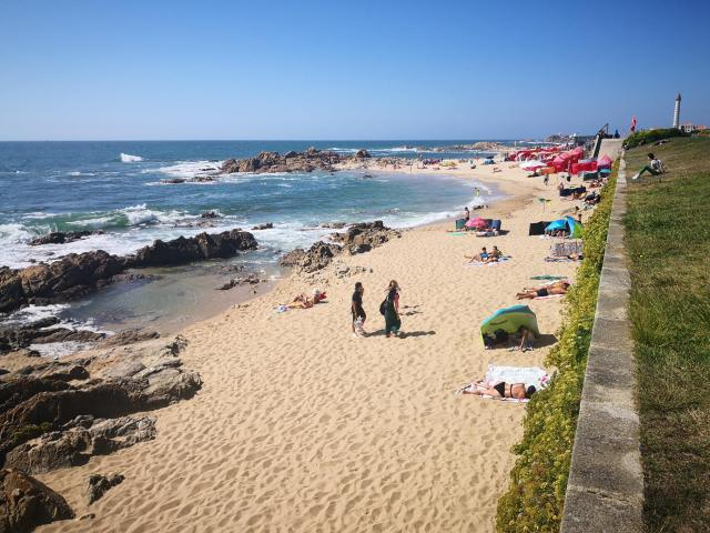 Leixoes Beach