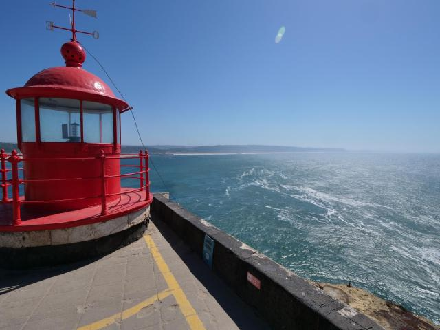 Nazare light house 1