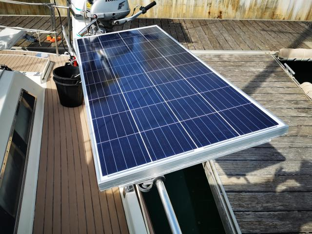 72 cell solar panel