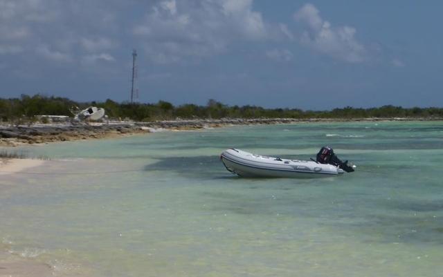 Mayaguana beach