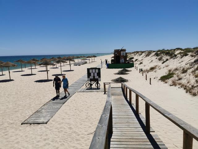 Culatra beach 2