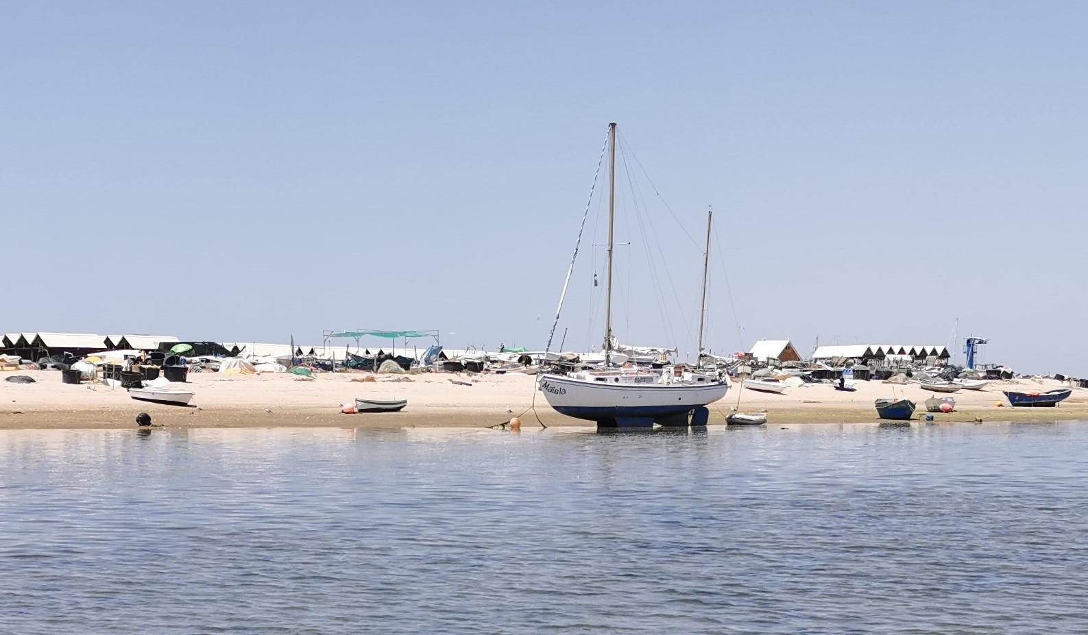 Rio Formosa Boat 1