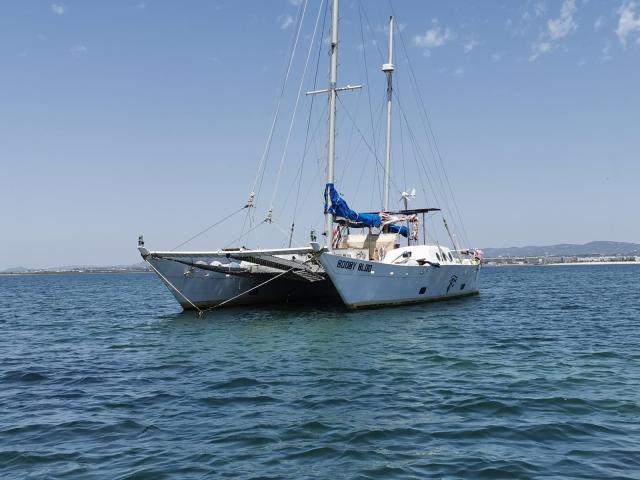 Rio Formosa Boat 2